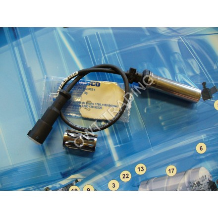 Set senzor ABS, 400mm drept