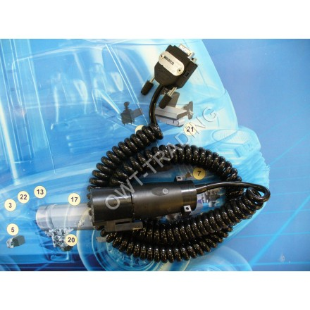 Cablu diagnosticare IVECO