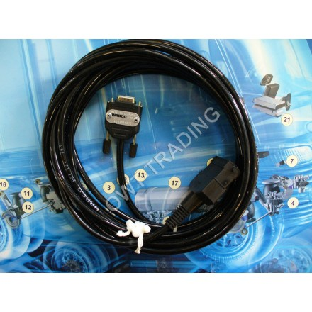 Cablu diagnosticare ABS VCS I