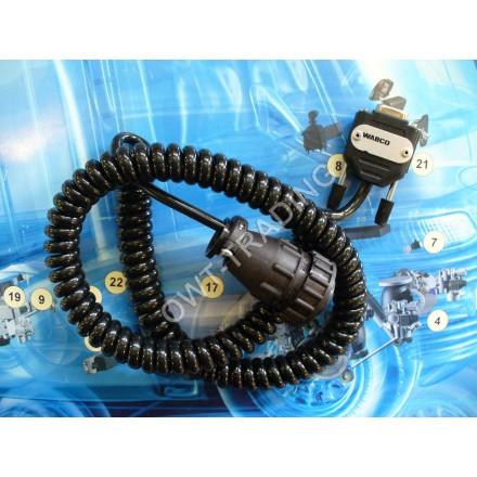Cablu diagnosticare DAF