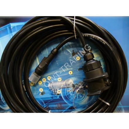 Cablu alimentare EBS E semiremorca