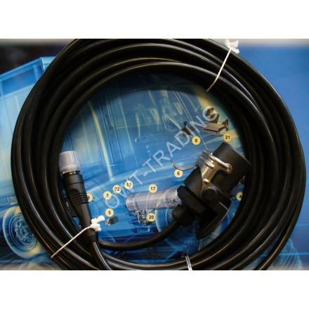 Cablu alimentare EBS E remorca