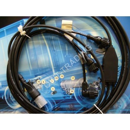 Cablu modulator EBS E trailer