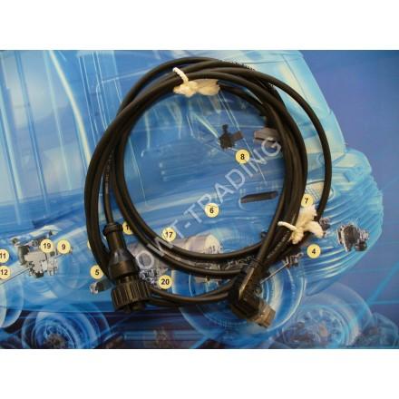Cablu electroventil ECAS trailer EBS E