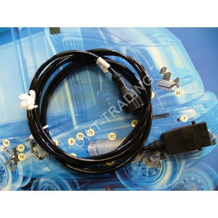 Cablu trailer EBS