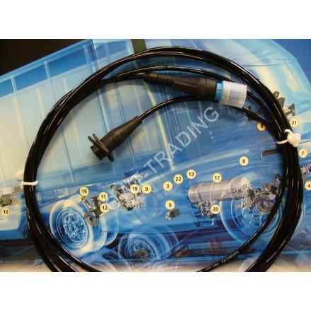 Cablu telecomanda ECAS EBS E