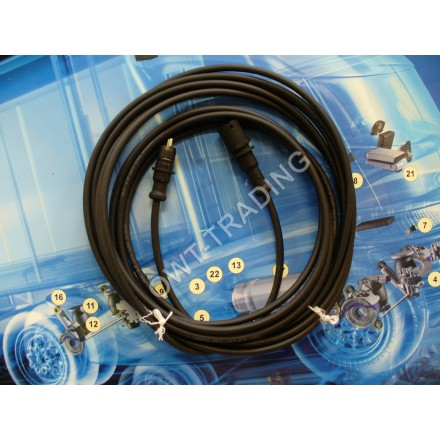 Cablu senzor ABS 3,8 m