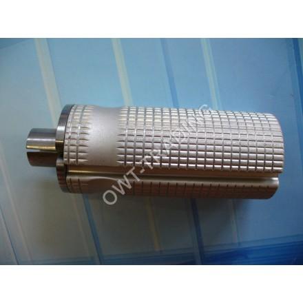 Accesoriu tub poliamida Ø16 metalic
